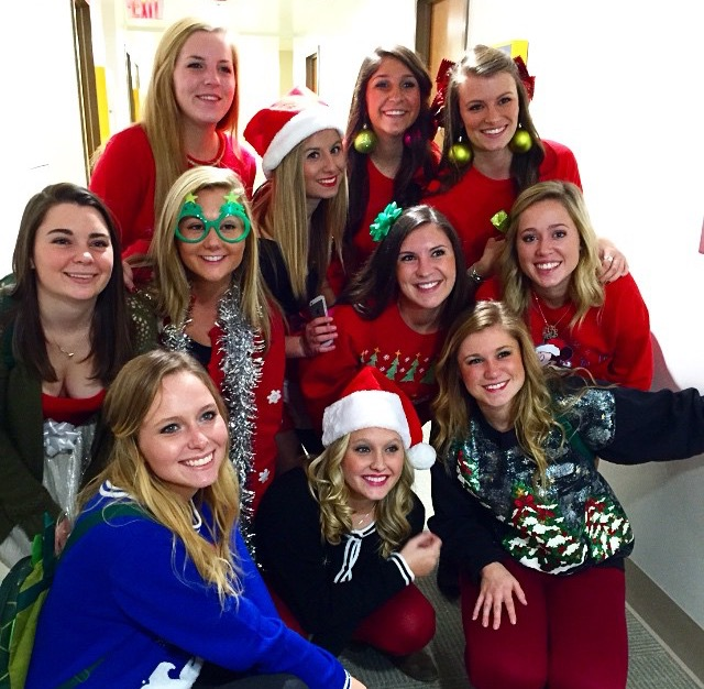 Total Sorority Move | Instagram Captions For Every Holiday Situation