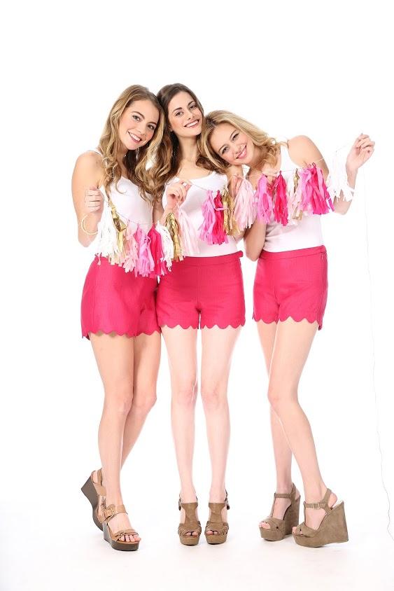 Revelry_Sorority_Sweet Tea_Olivia Shorts_Pink_AD 2