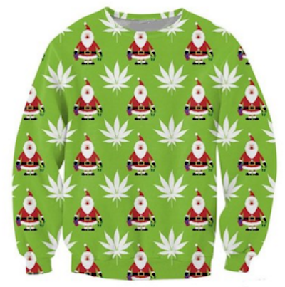 Total Frat Move | 17 Ugly Christmas Sweaters That Will Get You ...