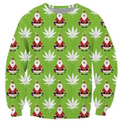 Weed Santa