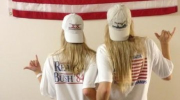 Blonde Lesbians