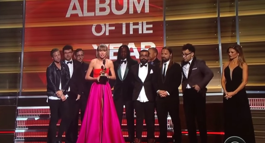 Watch Taylor's Full Speech If You Still Don't Know What Happened At The GRAMMYs Last Night