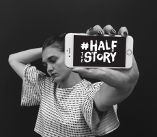 half the story