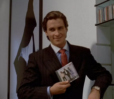 I Quite Literally Went To Formal With Patrick Bateman