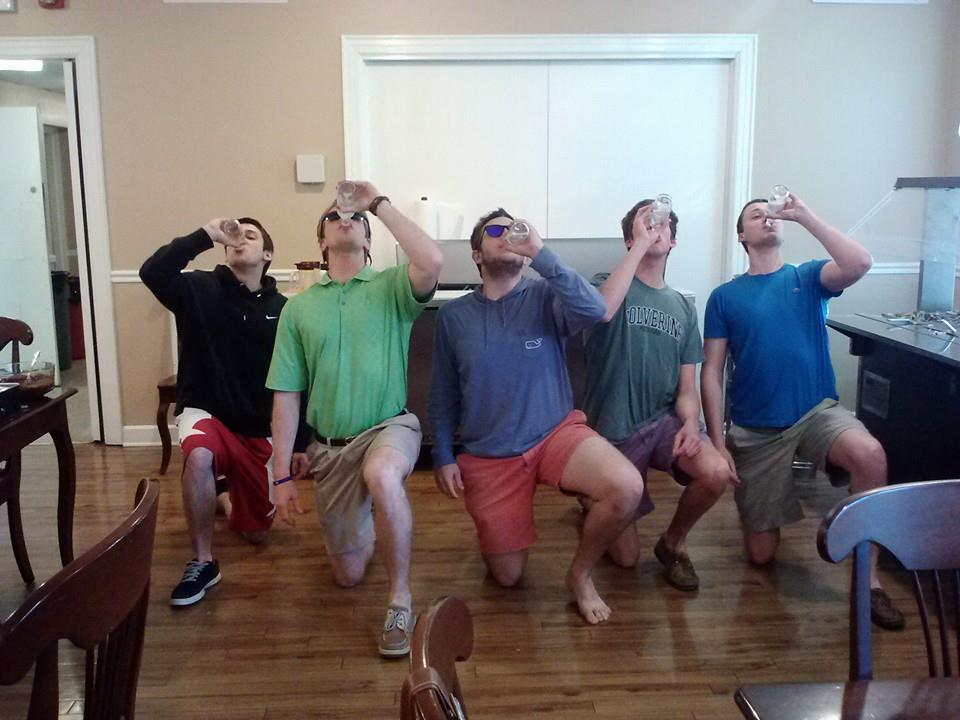 Types Of Frat Boys