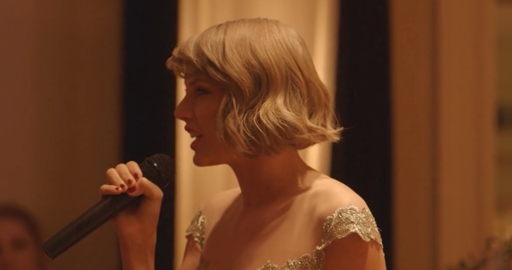 Taylor Swift's Maid Of Honor Speech Was Really Cute