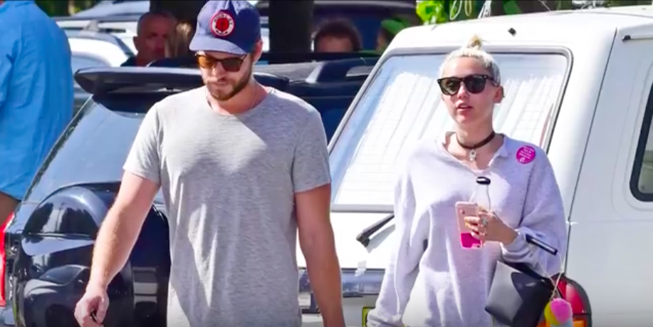 Miley and Liam rumored to have australian summer wedding