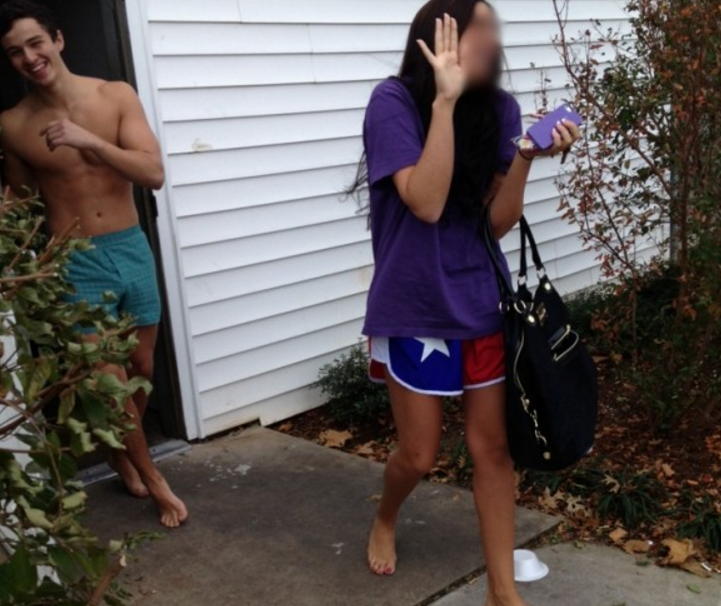 42 things girls do after a guy leaves in the morning