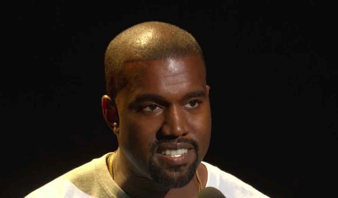 Kanye VMA