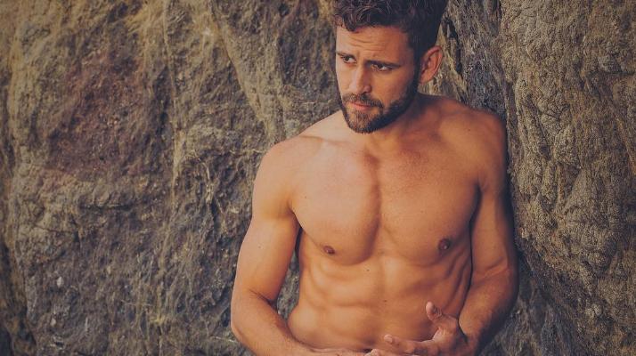Nick Viall Shirtless Hot