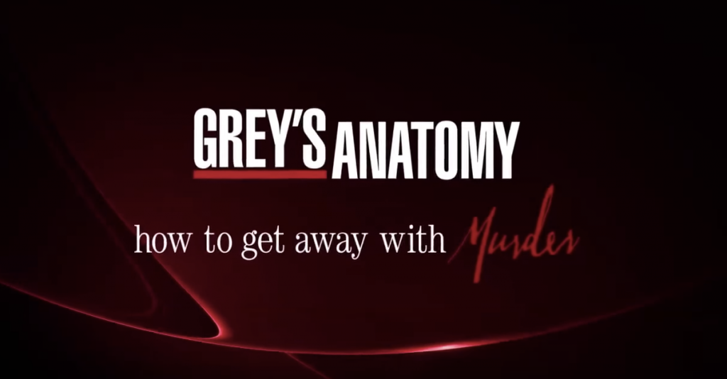 Grey's Anatomay is back