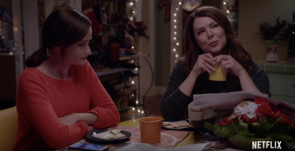 gilmore girls sneak peek