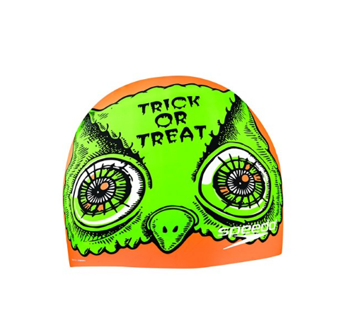 halloween swim cap amazon