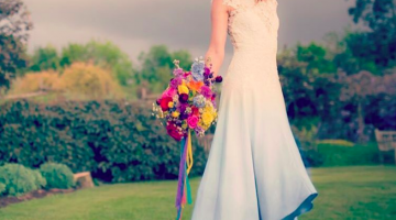 wedding gown trend 2016