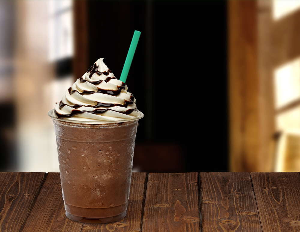 Starbucks new fall drink chile mocha
