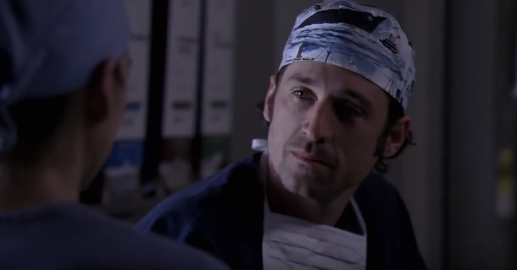 Patrick Dempsey Favorite Grey's Anatomy Episode