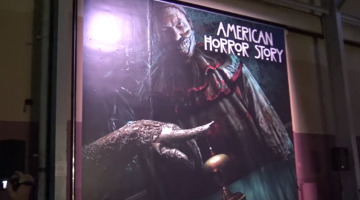 American Horror Story Haunted House Universal Studios Halloween Horror Night