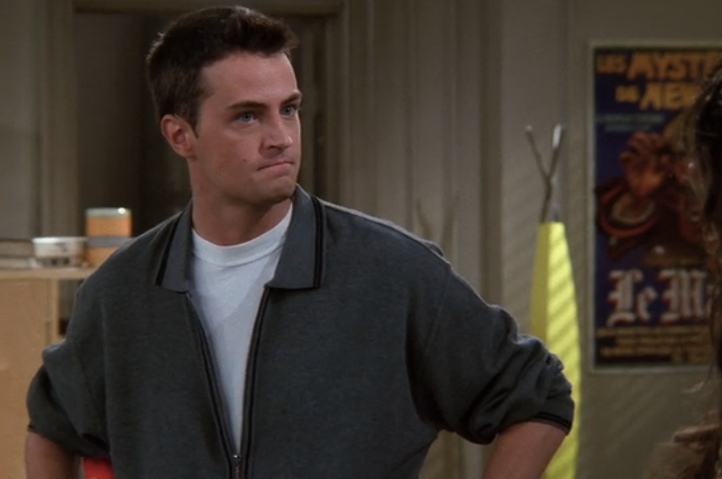 In Defense Of Chandler Bing