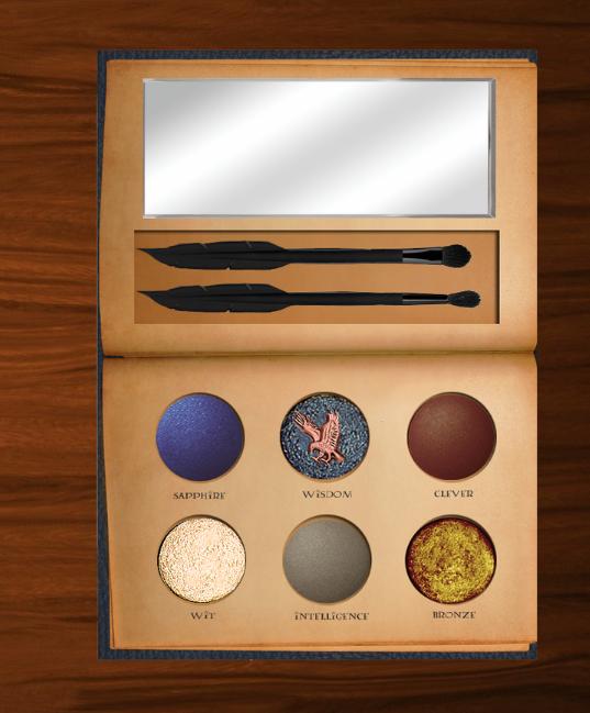 Ravenclaw makeup Harry Potter