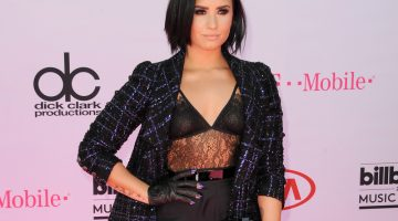 demi lovato body shames taylor swift