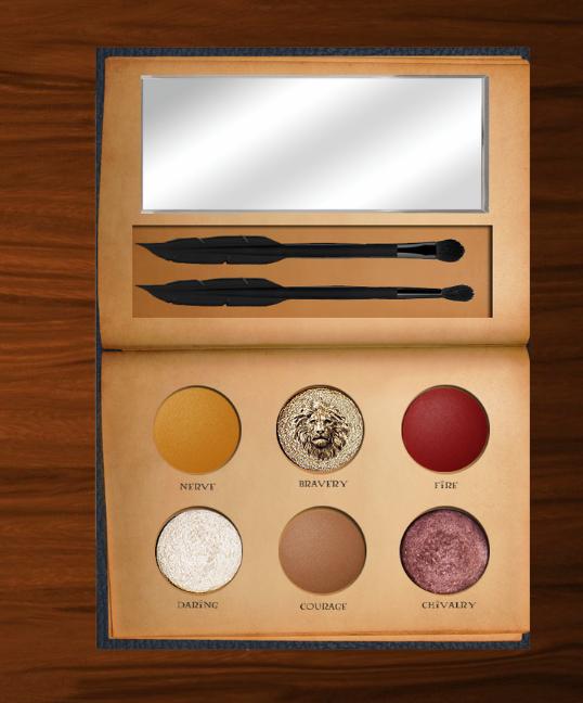 Gryffindor makeup