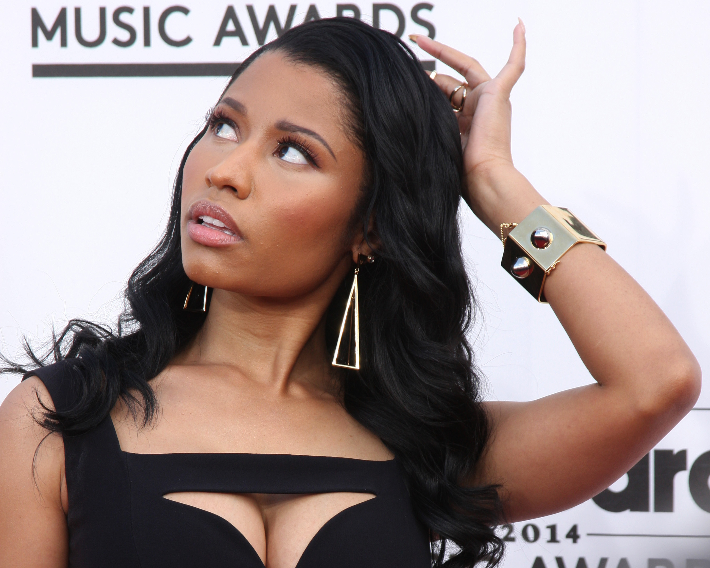 Nicki Minaj Drags President Elect Trump In New Song