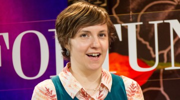 "Lena Dunham Explains Her ""Wish"" For An Abortion"