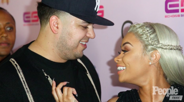 "Rob On Blac Chyna Drama: ""Just Kidding"""