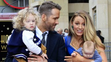 Blake Lively And Ryan Reynolds FINALLY Share Second Daughter's Name