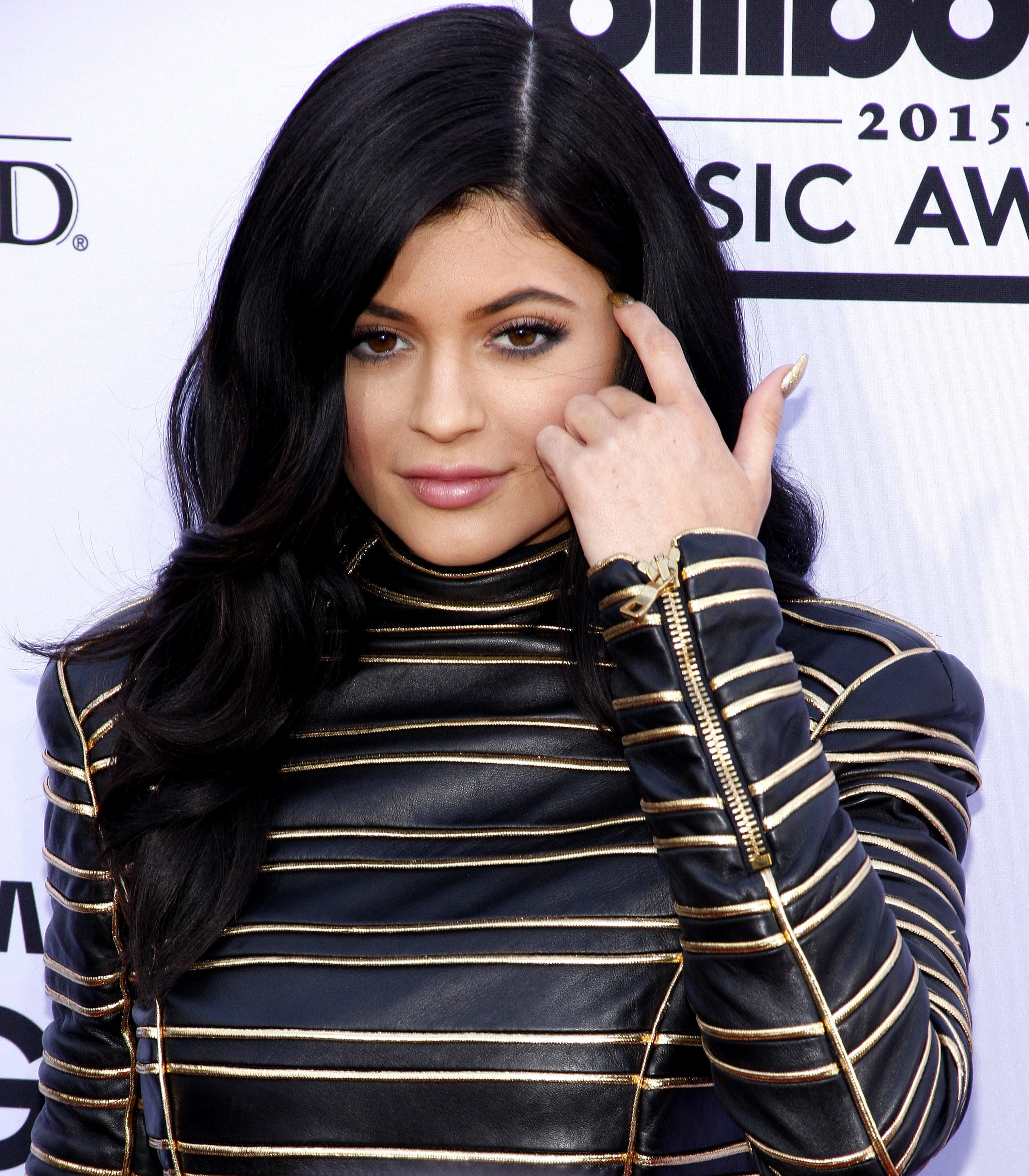 A Video Of Kylie Showering With Tyga For Some Reason