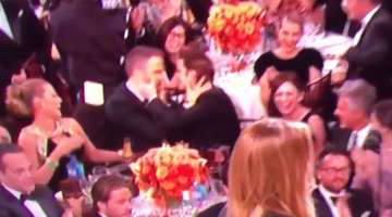 Ryan Reynolds And Andrew Garfield Made Out Last Night