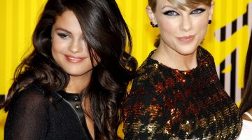 A Text Conversation Between Taylor Swift And Selena Gomez About Katy Perry's New Album