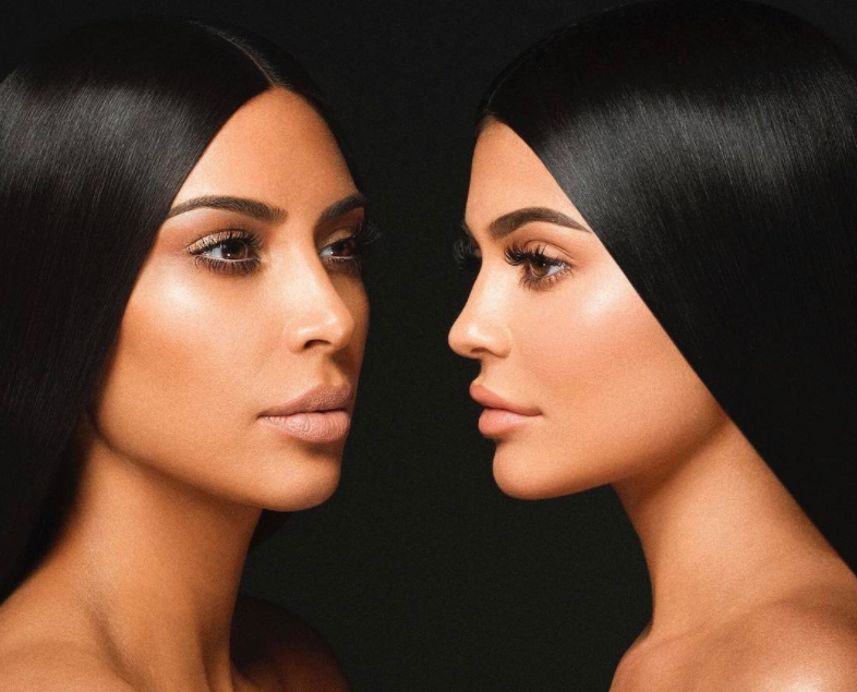 The KKW x Kylie Cosmetics Collaboration Is Surprisingly Boring