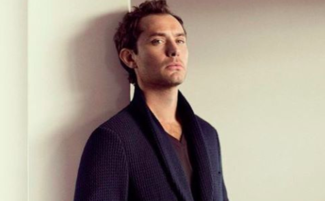 "Jude Law Was Just Cast To Play Dumbledore In The ""Fantastic Beasts"" Series"