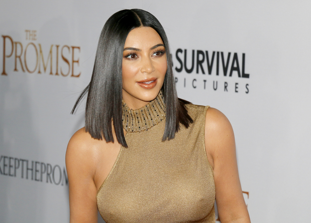 Kim Kardashian West Is Starting Her Own Beauty Line, Which Is Weird, Because Kylie