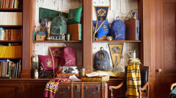 "Pottery Barn's ""Harry Potter"" Line Is Magical AF"