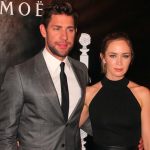 John Krasinski And Emily Blunt Are In A Movie Together And Yup, They're Still Perfect (Video)