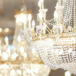 This Woman Is Less Single Than You, Gets Engaged to Her Chandelier