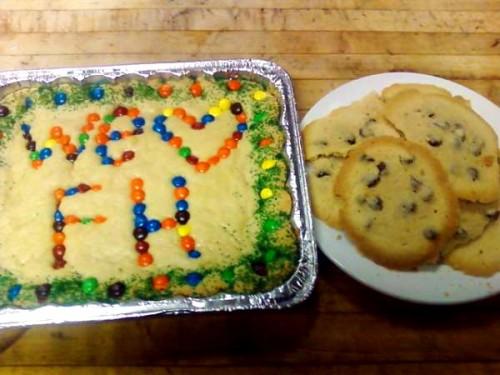 GREEK Baking vs. GEED Baking