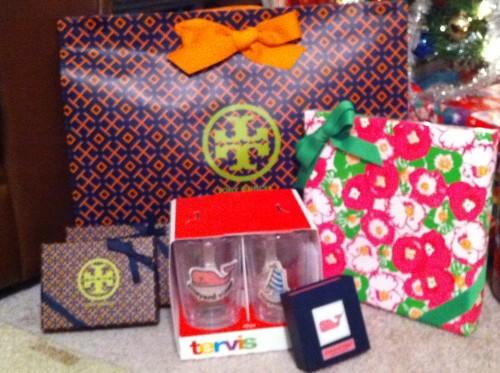 All I want for Christmas...I got. TSM.