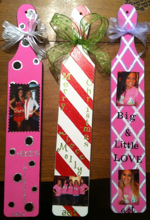 Paddles for my KD family!
