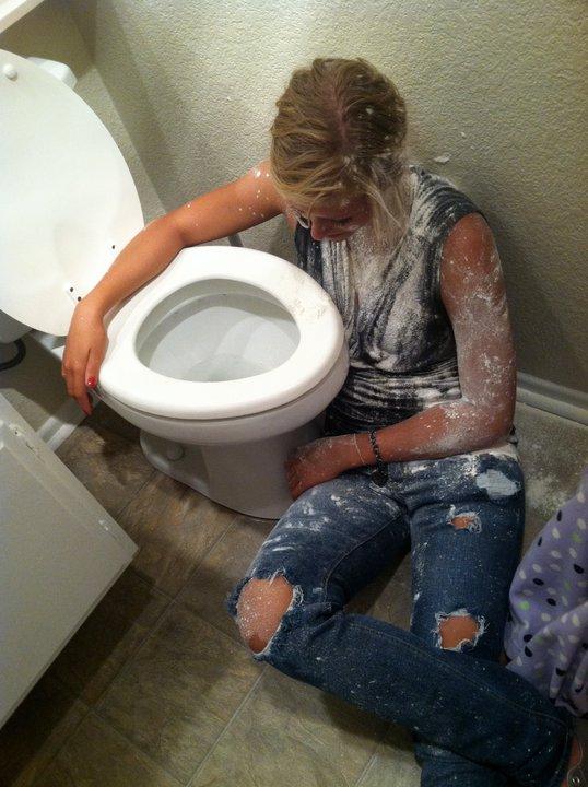 Total Sorority Move Tsm Fail Friday Hugging The Toilet