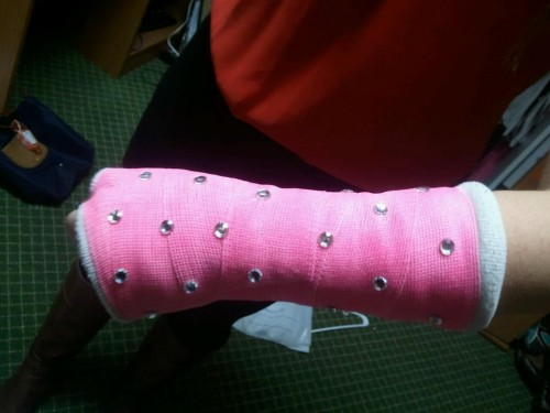 Bedazzled cast. TSM.