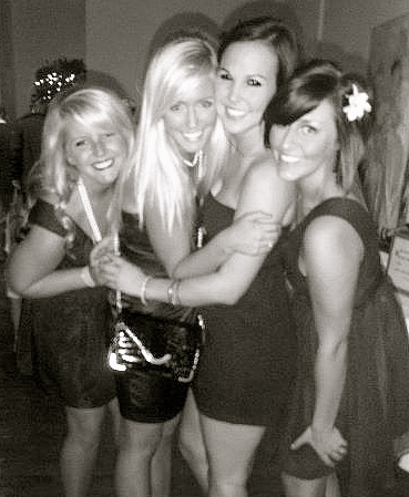 Being prettier than most, even in black and white. TSM.
