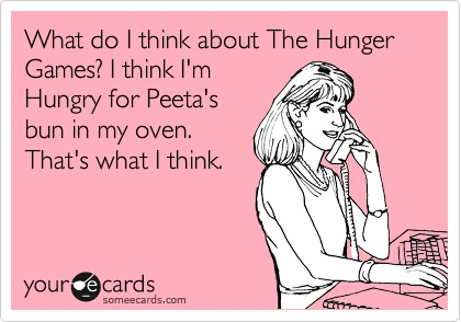 The obsession with Peeta. TSM.