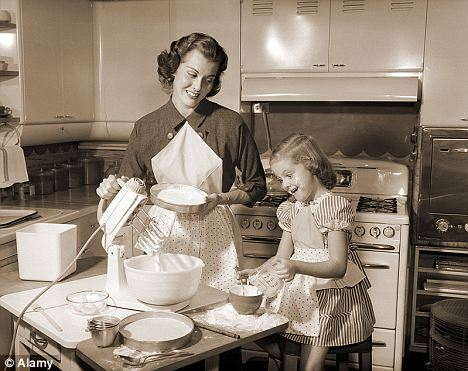If more ladies were taught how to cook, instead of eat, the divorce rate wouldn't be so high. TSM.