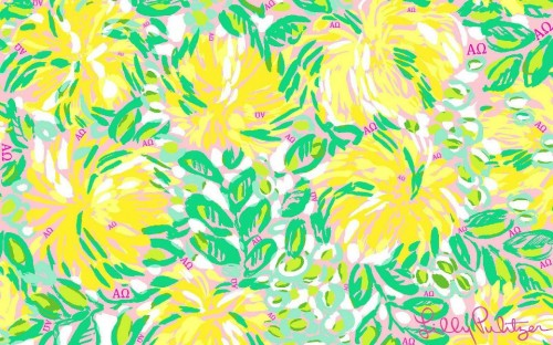 We didn't win the Lilly print, so we commissioned our own instead. TSM.