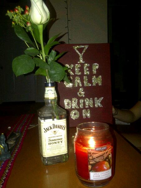 Keep Calm and Drink On. TSM.