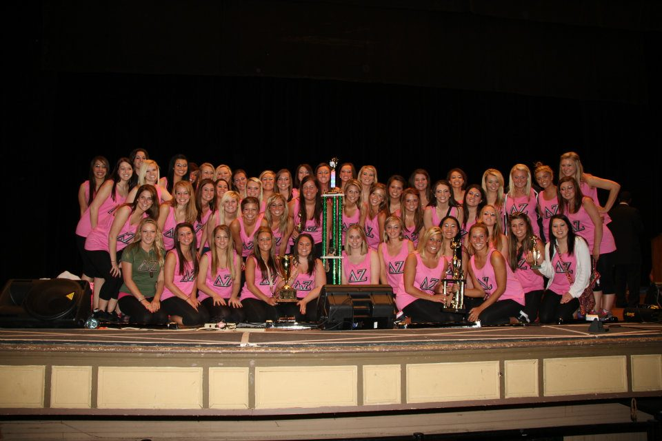 Relay for Life, Greek Sing & Greek Week champs twenty-twelve <3 TSM.
