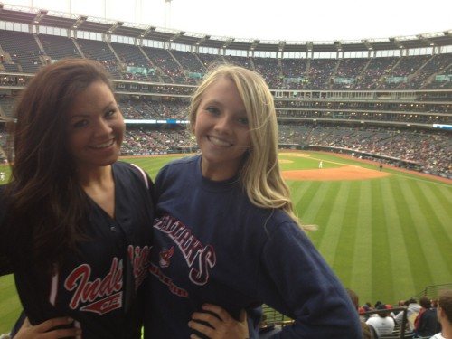 Roll Tribe with my best friend and sister. TSM.